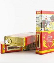 Hồng sâm củ khô 75 gram Daedong Hàn Quốc