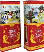 Hồng sâm hộp thiếc Daedong 600 gam Hàn Quốc